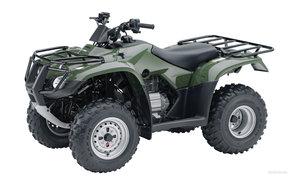 Honda, ATV, Fourtrax Recon, Fourtrax Recon 2009, Moto, motocicli, moto, motocicletta, motocicletta