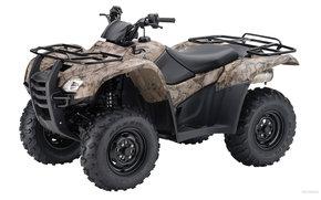 Honda, ATV, FourTrax Rancher, 2010 FourTrax Rancher, Moto, Motorcycles, moto, motorcycle, motorbike