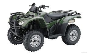 Honda, ATV, Fourtrax Rancher, Fourtrax Rancher 2009, Moto, motocicli, moto, motocicletta, motocicletta