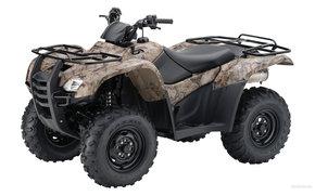 Honda, ATV, FourTrax Rancher, 2009 FourTrax Rancher, Moto, Motorcycles, moto, motorcycle, motorbike