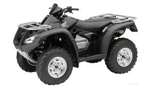 Honda, ATV, FourTrax Rincon, 2005 FourTrax Rincon, Moto, Motorcycles, moto, motorcycle, motorbike