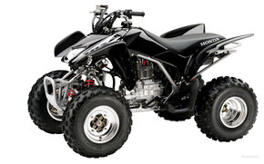 Honda, ATV, TRX250EX, TRX250EX 2006, мото, мотоциклы, moto, motorcycle, motorbike