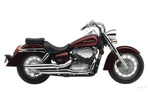 Honda, Cruiser - Standard, Shadow Aero, Shadow Aero 2009, мото, мотоциклы, moto, motorcycle, motorbike