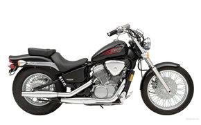 Honda, Cruiser - Standard, Shadow VLX, Shadow VLX 2007, мото, мотоциклы, moto, motorcycle, motorbike