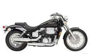 Honda, Cruiser - Standard, Shadow VLX Deluxe, Shadow VLX Deluxe 2007, мото, мотоциклы, moto, motorcycle, motorbike