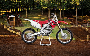 Honda, Motocross, CRF450R, CRF450R 2009, Moto, motocicli, moto, motocicletta, motocicletta