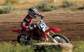 Honda, Motocross, CRF250R, CRF250R 2006, Moto, motocicli, moto, motocicletta, motocicletta