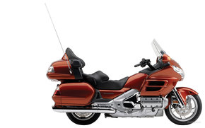 Honda, Touring - Sport Touring, Gold Wing, Gold Wing 2007, мото, мотоциклы, moto, motorcycle, motorbike