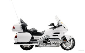 Honda, Touring - Sport Touring, Gold Wing, Gold Wing 2005, мото, мотоциклы, moto, motorcycle, motorbike