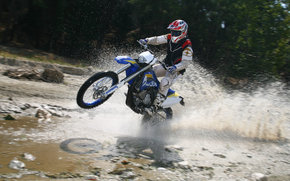 Husaberg, Enduro, FE450, FE450 2009, Moto, motocicli, moto, motocicletta, motocicletta
