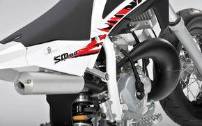Husqvarna, Supermoto, SM50, SM50 2010, мото, мотоциклы, moto, motorcycle, motorbike