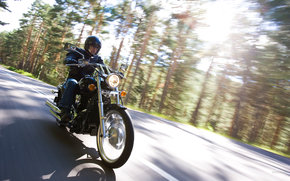 Kawasaki, Incrociatore, VN900 personalizzato, VN900 personalizzato 2008, Moto, motocicli, moto, motocicletta, motocicletta