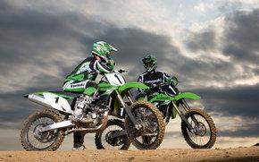 Kawasaki, Motocross, KX450F, KX450F 2009, мото, мотоциклы, moto, motorcycle, motorbike