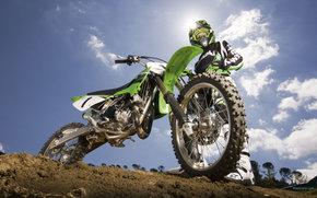 Kawasaki, Motocross, KX85, KX85 2009, мото, мотоциклы, moto, motorcycle, motorbike