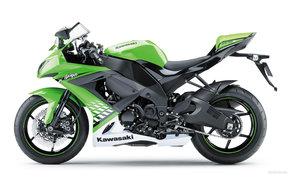 Kawasaki, Ninja, Ninja ZX-10R, Ninja ZX-10R 2010, Moto, Motos, moto, moto, moto