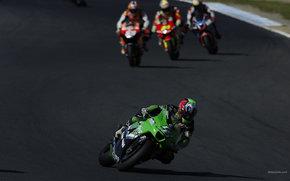 Kawasaki, Ninja, Ninja ZX-RR, Ninja ZX-RR in 2007, Moto, Motorcycles, moto, motorcycle, motorbike