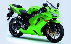Kawasaki, Ninja, Ninja ZX-6RR, Ninja ZX-6RR 2005, Moto, motocicli, moto, motocicletta, motocicletta
