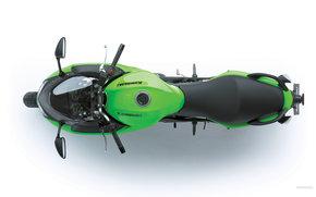 Kawasaki, Sports, ER-6F, ER-6F 2008, мото, мотоциклы, moto, motorcycle, motorbike