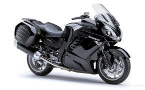 Kawasaki, Tourer, 1400 GTR, 1400 GTR 2008, Moto, motocicli, moto, motocicletta, motocicletta