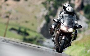Kawasaki, Tourer, 1400 GTR, 1400 GTR 2010, Moto, motocicli, moto, motocicletta, motocicletta
