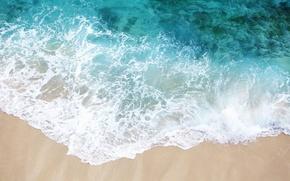 mar, playa, agua, costa, arena