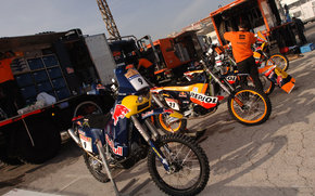 KTM, Adventure, Dakar 2007, Dakar 2007 2007, мото, мотоциклы, moto, motorcycle, motorbike