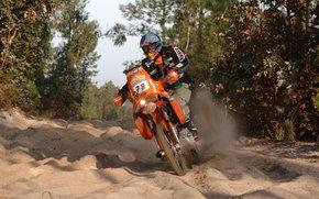 KTM, Adventure, Dakar 2007, Dakar 2007 2007, Moto, Motorcycles, moto, motorcycle, motorbike