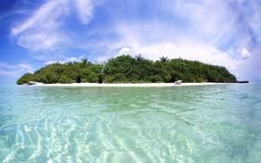 Island, tropics, vacation