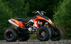 KTM, ATV, 525 XC ATV, 525 XC ATV 2008, Moto, Motorrder, moto, Motorrad, Motorrad