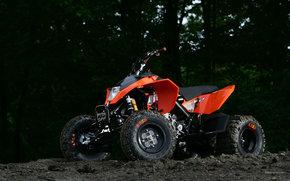 KTM, ATV, 525 XC ATV, 525 XC ATV 2008, Moto, Motorcycles, moto, motorcycle, motorbike