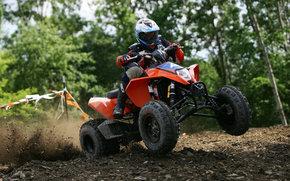 KTM, ATV, いくつかの, 2008いくつかの, モト, オートバイ, モト, オートバイ, オートバイ