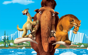 Ice Age 2: The Meltdown, Ice Age: The Meltdown, film, film