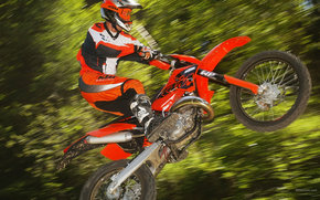 KTM, Offroad, 125 EXC, 125 EXC 2007, мото, мотоциклы, moto, motorcycle, motorbike
