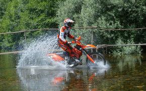 KTM, Offroad, 200 EXC, 200 EXC 2006, мото, мотоциклы, moto, motorcycle, motorbike