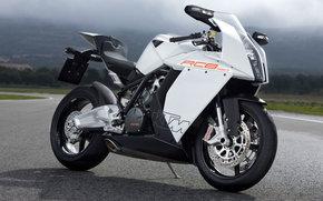 KTM, Super Sport, RC8, RC8 2008, мото, мотоциклы, moto, motorcycle, motorbike