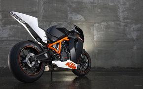 KTM, Super Sport, RC8, RC8 2009, мото, мотоциклы, moto, motorcycle, motorbike