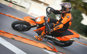 KTM, Supermoto, 690 LC4 SMC, 690 LC4 SMC 2008, Moto, Motorcycles, moto, motorcycle, motorbike