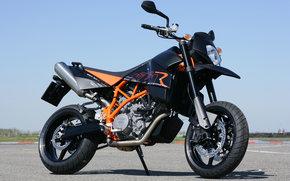 KTM, Supermoto, 950 SMR, 950 SMR 2007, Moto, Motociclete, moto, motociclet, motociclet