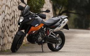 KTM, Supermoto, 990 SMT, 990 SMT 2009, Moto, Motorcycles, moto, motorcycle, motorbike