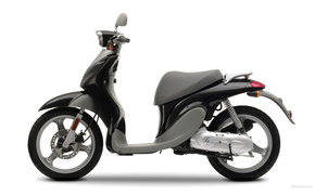 MBK, Scooter, Flipper luce, Flipper luce 2009, Moto, motocicli, moto, motocicletta, motocicletta