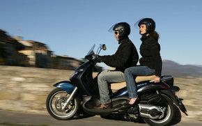 Piaggio, Beverly, Beverly 400ie, Beverly 400ie 2007, мото, мотоциклы, moto, motorcycle, motorbike