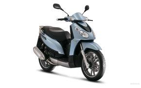 Piaggio, Carnaby, Carnaby 125ie, Carnaby 125ie 2007, мото, мотоциклы, moto, motorcycle, motorbike
