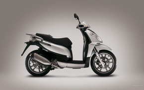 Piaggio, Carnaby, Carnaby 125ie, Carnaby 125ie 2007, мото, мотоциклы, moto, motorcycle, motorbike