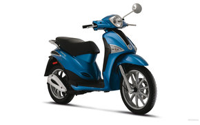 Piaggio, Liberty, Liberty 50, Liberty 50 in 2009, Moto, Motorcycles, moto, motorcycle, motorbike