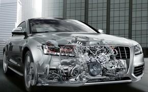 motor, Carro, mquina