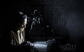 Ночной слушатель, The Night Listener, фильм, кино