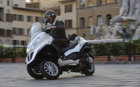 Piaggio, Mp3, MP3 Hybrid, MP3 Hybrid 2009, мото, мотоциклы, moto, motorcycle, motorbike