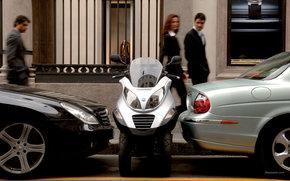 Piaggio, Mp3, Mp3, MP3 2006, Moto, motocicli, moto, motocicletta, motocicletta