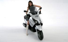比亚乔, X7, X7 125, X7 125 2008, 摩托, 摩托车, 摩托, 摩托车, 摩托车