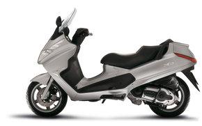 Piaggio, X8, X8 400 ie, X8 400 ie 2006, Moto, Motorrder, moto, Motorrad, Motorrad
